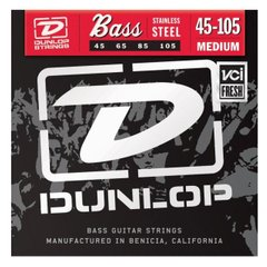 DUNLOP DBS45105 STAINLESS STEEL MEDIUM 45-105