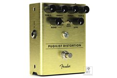 FENDER PEDAL PUGILIST DISTORTION Педаль эффектов
