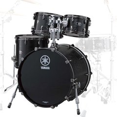 "YAMAHA LHB2216 - Live Custom Hybrid Oak Bass Drum 22""x16"" (UZU Charcoal Sunburst)"