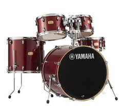 YAMAHA Stage Custom Birch (Cranberry Red)