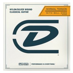 DUNLOP DCV100NB Performance Series Classical (Ball Ends)