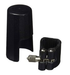 J.MICHAEL D03 Leather Clamp and Cap for Alto Sax