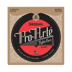 D`ADDARIO EJ47 PRO-ARTE 80/20 BRONZE WOUND NORMAL TENSION