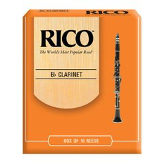 RICO Rico - Bb Clarinet #2.5 - 10 Box
