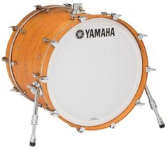 "YAMAHA AMB2218 - Absolute Hybrid Maple Bass Drum 22""x18"" (Vintage Natural)"