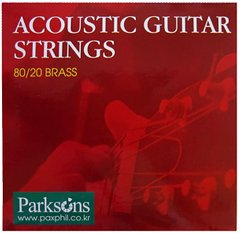 PARKSONS S1252 ACOUSTIC L (12-52)